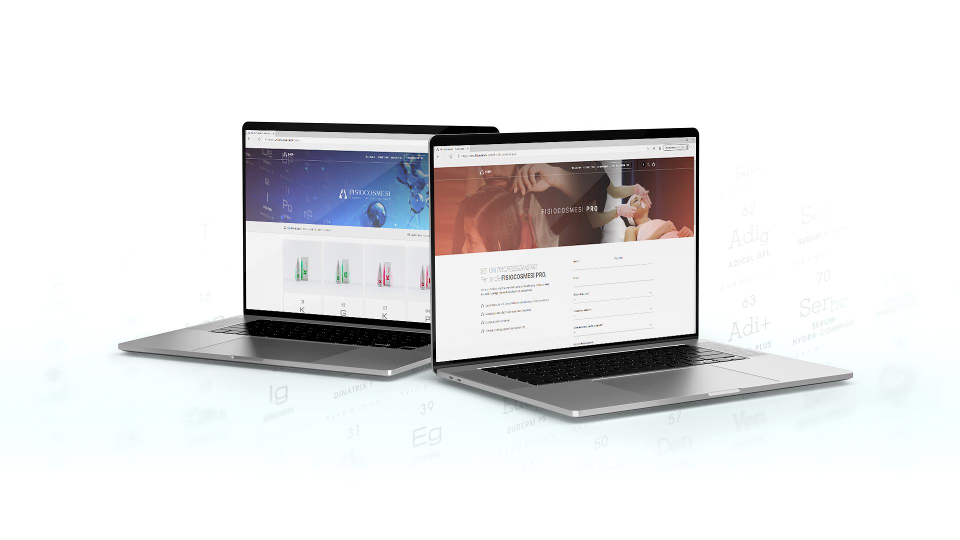 Fisiocosmesi Shop - CQ Agency